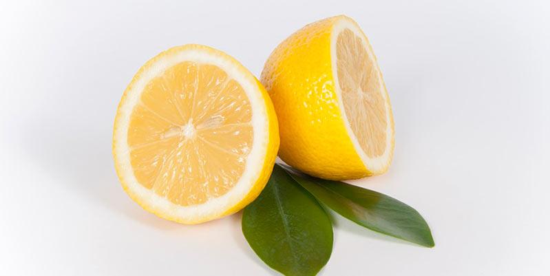 desodorante con limón