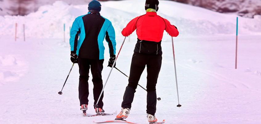 esqui invierno