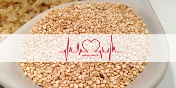 Ricas recetas con quinoa