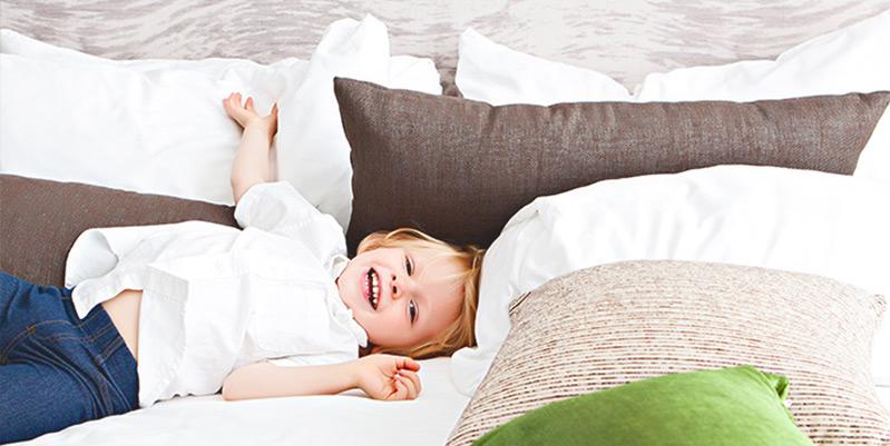 ropa de cama hipoalergénico