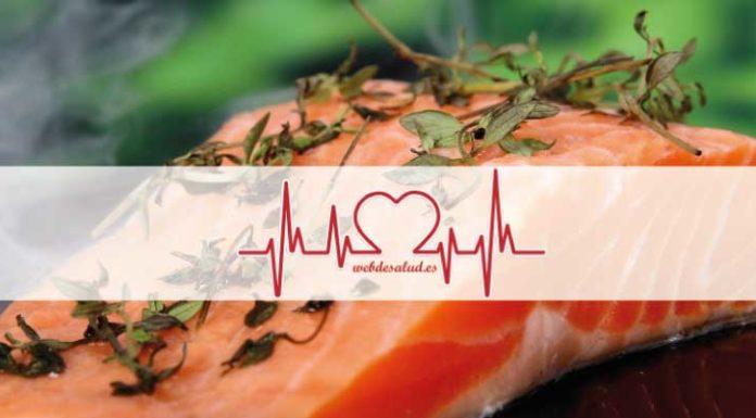 salmon al horno con verduras