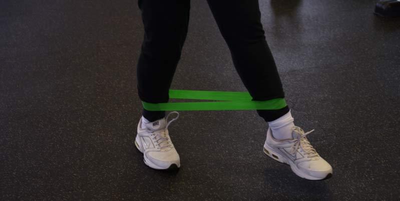 cinta elastica ejercicios