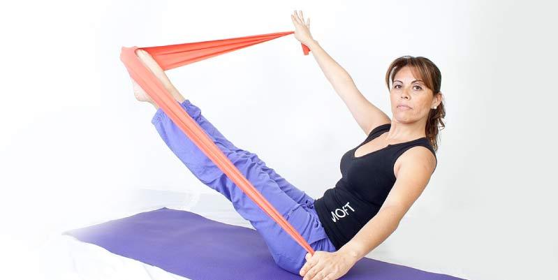 ejercicios con cuerdas elasticas