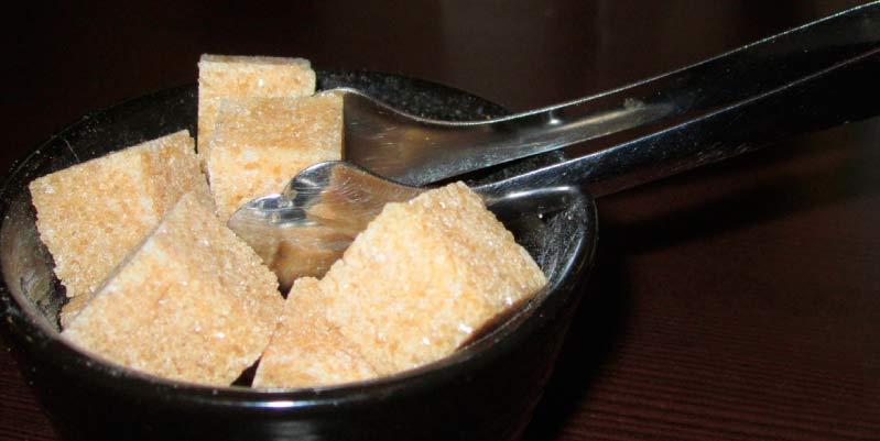 dejar azucar y harinas