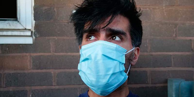cuál es la mascarilla más segura contra el contagio