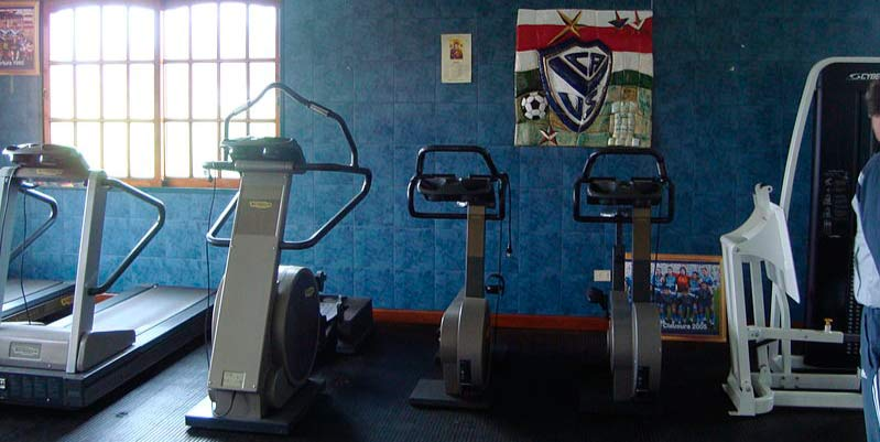 gym Madrid centro