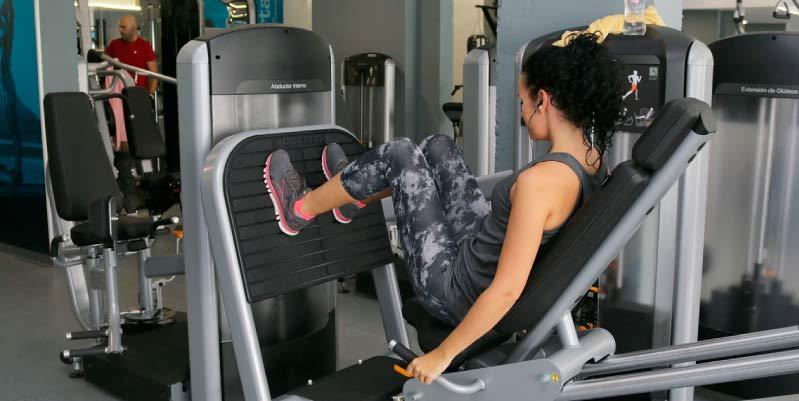 smart gym Madrid