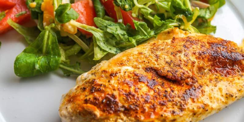 recetas nutritivas con pollo