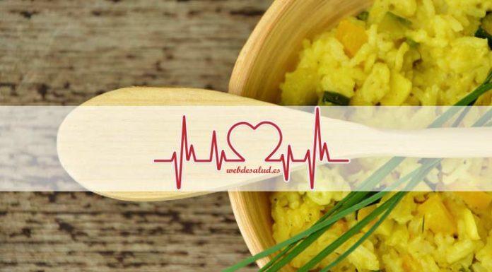 recetas sanas con arroz
