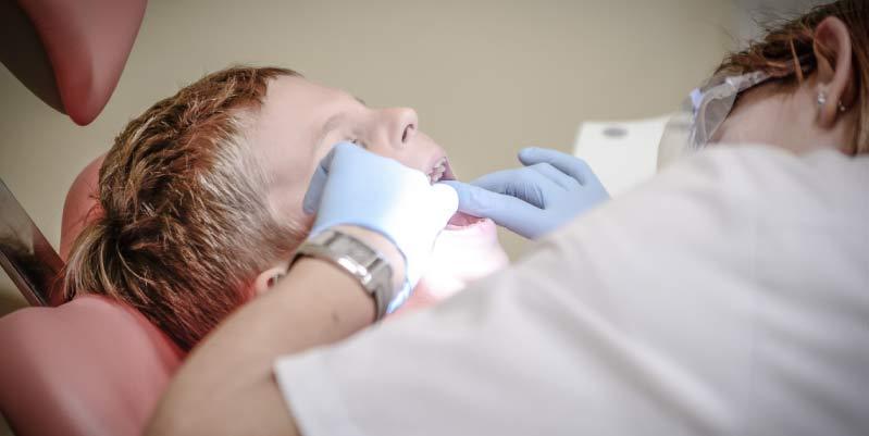 Razones para ir al dentista una vez al año