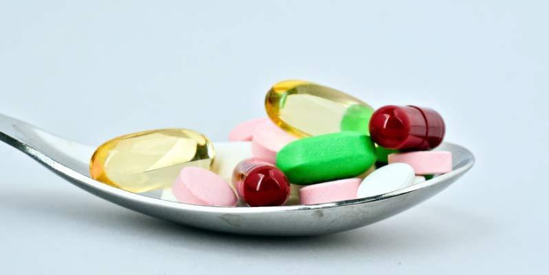 ¿Por qué hay que tomar vitaminas en primavera?